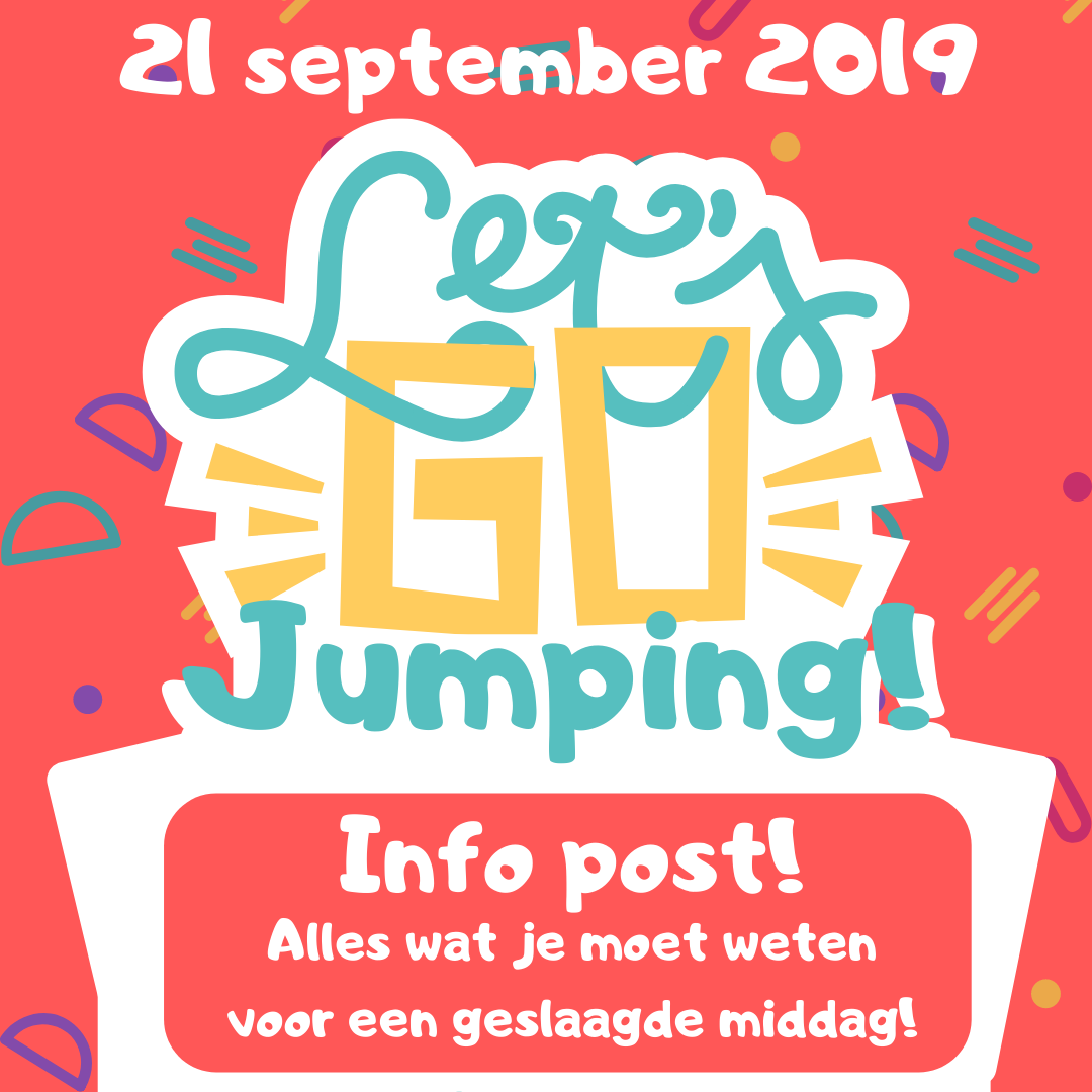 Let's Go Jumping Ft. Jongerenraad Borsele